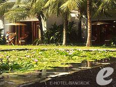 バンコク カップル&ハネムーンのホテル : アナンタラ サイアム バンコク ホテル(Anantara Siam Bangkok Hotel)のお部屋「カバナ スイート」