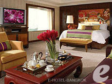 Junior Suite : Anantara Siam Bangkok Hotel, Family & Group, Bangkok