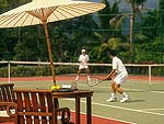 Tennis : Four Seasons Resort Chiang Mai, Fitness Room, Phuket