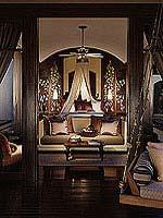 Bedroom : Pool Villa at Four Seasons Resort Chiang Mai, Couple & Honeymoon, Chiangmai