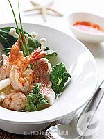 Fresh Seafood / Four Seasons Resort Koh Samui, มองเห็นวิวทะเล