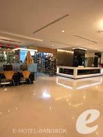 バンコク プールありのホテル : グロウ トリニティ シーロム バンコク 「Lobby」