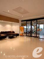 バンコク フィットネスありのホテル : グロウ トリニティ シーロム バンコク 「Lobby」