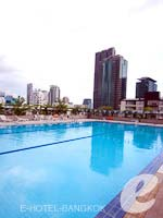 Swimming Pool / Glow Trinity Silom Bangkok, พำนักระยะยาว