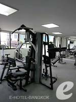 Fitness Gym : Glow Trinity Silom Bangkok, Swiming Pool, Phuket