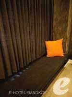 バンコク シーロム・サトーン周辺のホテル : グロウ トリニティ シーロム バンコク(Glow Trinity Silom Bangkok)のスーペリアルームの設備 Relax Area
