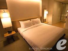 バンコク シーロム・サトーン周辺のホテル : グロウ トリニティ シーロム バンコク(Glow Trinity Silom Bangkok)のお部屋「エグゼクティブ スイート」