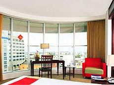 ジュニア スイート ウィズ ABF / ゴールデン クラウン グランド ホテル
