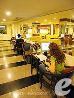 Internet Service : Grand Business Inn, Sukhumvit, Phuket