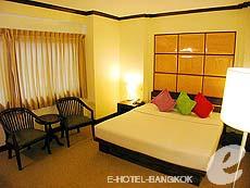 バンコク スクンビットのホテル : グランド ビジネス イン(Grand Business Inn)のお部屋「プレミア スイート」
