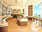 Restaurant : Grande Centre Point Hotel & Residence - Terminal 21, Couple & Honeymoon, Phuket
