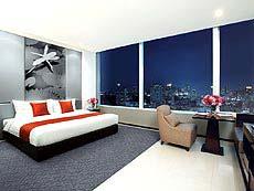 バンコク スクンビットのホテル : グランド センター ポイント ホテル ターミナル 21(Grande Centre Point Hotel & Residence - Terminal 21)のお部屋「グランドデラックス」
