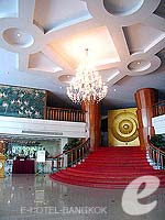Lobby : Grand Inn Come Hotel, Suvarnbhumi Airport, Phuket