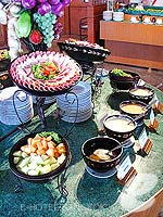 Buffet : Grand Inn Come Hotel, Suvarnbhumi Airport, Phuket