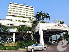 แกรนด์ จอมเทียน พาเลส (หาดจอมเทียน) โรงแรมในพัทยา, ประเทศไท