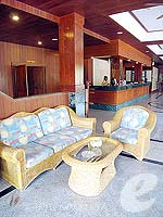 Lobby : Grand Jomtien Palace, Couple & Honeymoon, Phuket