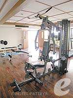 Fitness Gym : Grand Jomtien Palace, Connecting Rooms, Phuket
