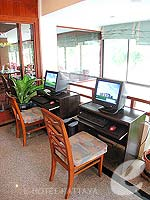 Internet Corner / Grand Jomtien Palace, หาดจอมเทียน