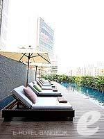 Swimming Pool : Pullman Bangkok Grande Sukhumvit, Couple & Honeymoon, Phuket