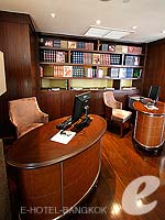 Library : Pullman Bangkok Grande Sukhumvit, Couple & Honeymoon, Phuket