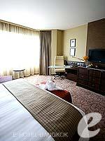 バンコク スクンビットのホテル : プルマン バンコク グランデ スクンヴィット (Pullman Bangkok Grande Sukhumvit)のエグゼクティブ クラブ(シングル)ルームの設備 Bedroom