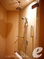 バンコク スクンビットのホテル : プルマン バンコク グランデ スクンヴィット (Pullman Bangkok Grande Sukhumvit)のエグゼクティブ スイート(シングル)ルームの設備 Bath Room