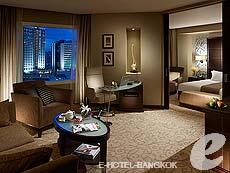 バンコク スクンビットのホテル : プルマン バンコク グランデ スクンヴィット (Pullman Bangkok Grande Sukhumvit)のお部屋「エグゼクティブ スイート(ダブル)」