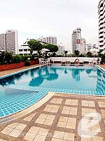 Swimming Pool : Grand President, 2 Bedrooms, Phuket