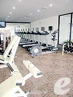 Fitness Gym : Grand President, 2 Bedrooms, Phuket