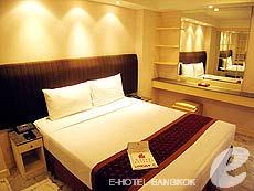 バンコク スクンビットのホテル : グランド プレジデント(Grand President)のお部屋「オパール スタジオ」