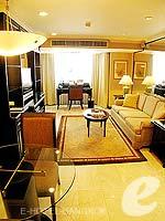 バンコク スクンビットのホテル : グランド プレジデント(Grand President)のロイヤル スイートルームの設備 Living Area