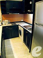 バンコク スクンビットのホテル : グランド プレジデント(Grand President)のロイヤル スイートルームの設備 Kitchen