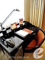 バンコク スクンビットのホテル : グランド プレジデント(Grand President)のロイヤル スイートルームの設備 Writing Desk