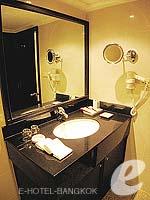 バンコク スクンビットのホテル : グランド プレジデント(Grand President)のロイヤル スイートルームの設備 Bathroom