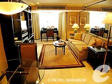 バンコク スクンビットのホテル : グランド プレジデント(Grand President)のお部屋「ロイヤル スイート」