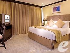 バンコク スクンビットのホテル : グランド プレジデント(Grand President)のお部屋「パーク スイート」