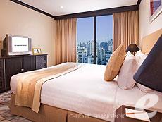 バンコク スクンビットのホテル : グランド プレジデント(Grand President)のお部屋「リージェンシー スイート」