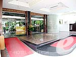 Entrance : Grand Tower Inn, Free Wifi, Phuket