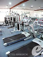 Fitness Gym : Grand Tower Inn, Free Wifi, Phuket