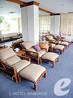 Foot Massage : Grand Tower Inn, Fitness Room, Phuket