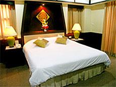 バンコク ファミリー&グループのホテル : グランド タワー イン(Grand Tower Inn)のお部屋「スイートルーム(ダブル/ツイン)」