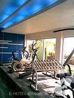 Fitness Gym : Grande Ville Hotel, Swiming Pool, Phuket