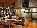 プーケット その他・離島のホテル : ヘイル マリア(Hale Malia)の4ベッドルームルームの設備 Living Room