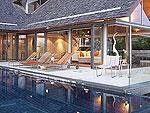 プーケット その他・離島のホテル : ヘイル マリア(Hale Malia)の4ベッドルームルームの設備 Private Pool