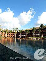 Swimming Pool : Hansar Samui Resort & Spa, Bophut Beach, Phuket