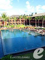 Swimming Pool : Hansar Samui Resort & Spa, Couple & Honeymoon, Phuket