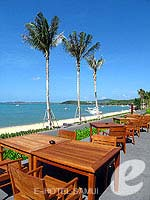 Restaurant : Hansar Samui Resort & Spa, Bophut Beach, Phuket