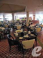 Restaurant : Hard Rock Hotel Pattaya, North Pattaya, Phuket