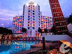 Hard Rock Hotel Pattaya, with Spa, Pattaya