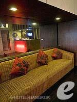 バンコク スクンビットのホテル : ヘブン アット フォー ホテル バンコク 「Lobby」